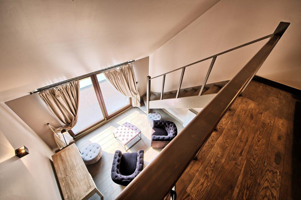 Residentieel seminarie in de buurt van Brussel met luxueuze kamers