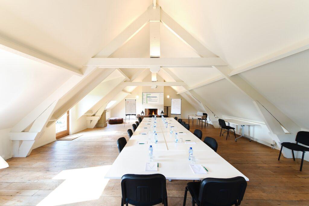 Salle de réunion full équipée à Bruxelles
