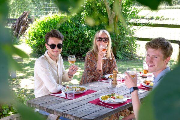Séminaire avec repas à la campagne près de Bruxelles