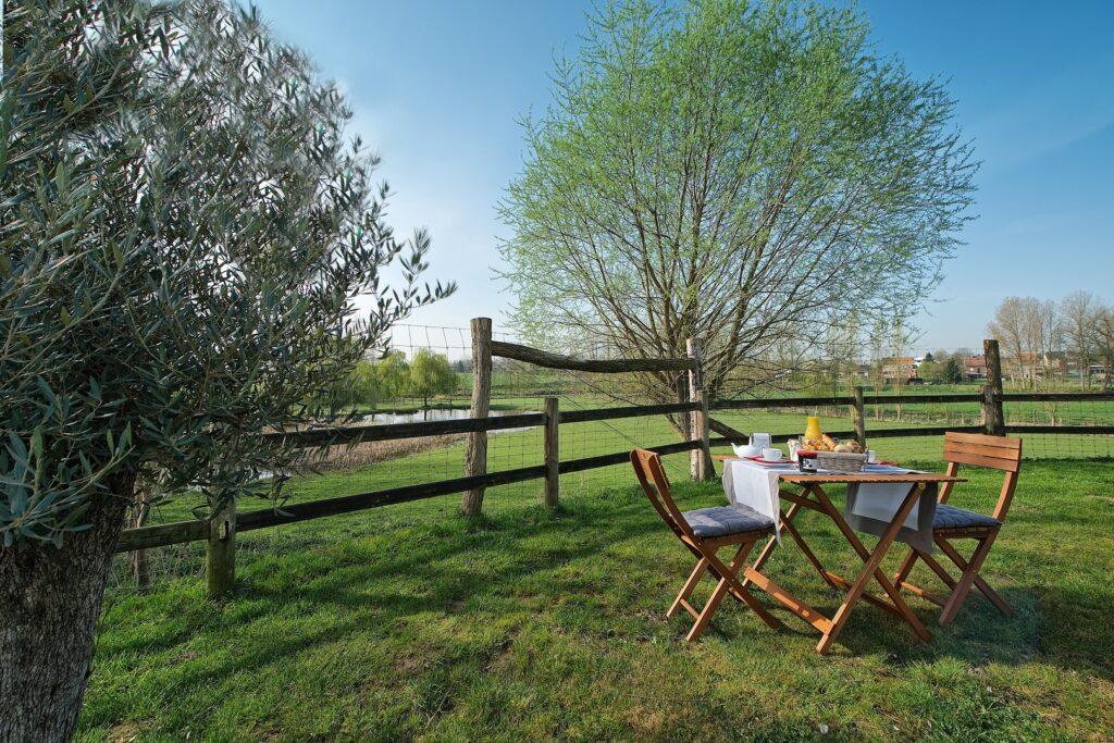 Séminaire résidentiel au vert avec petit déjeuner