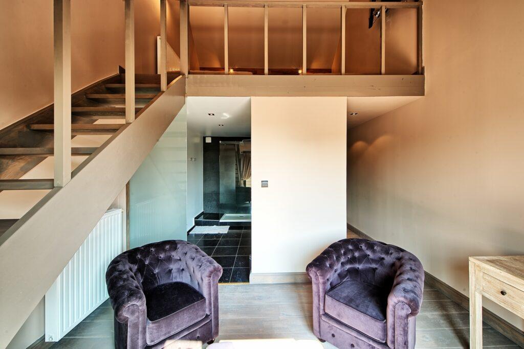 Séminaires résidentiels avec espaces variés à Bruxelles