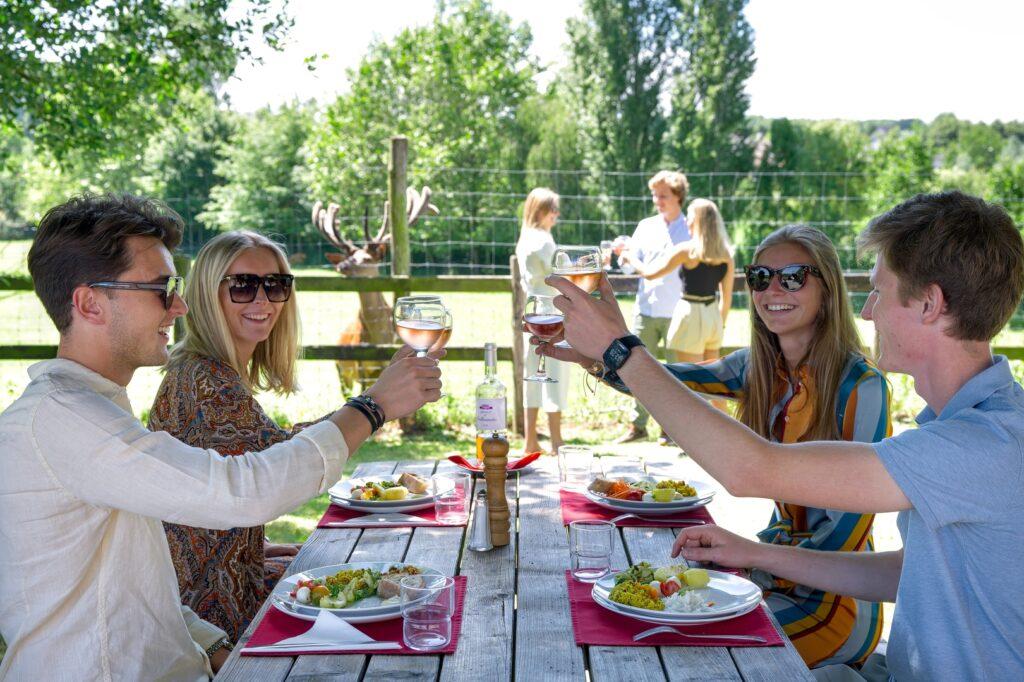 Seminarie in Brussel met gezonde catering