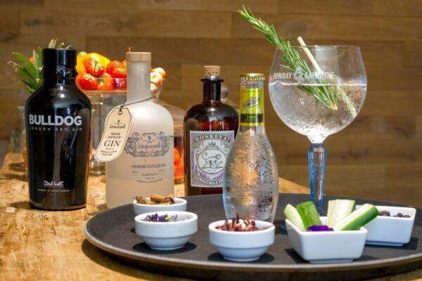 Seminarie met activiteiten voor bedrijven zoals het créeren van cocktails