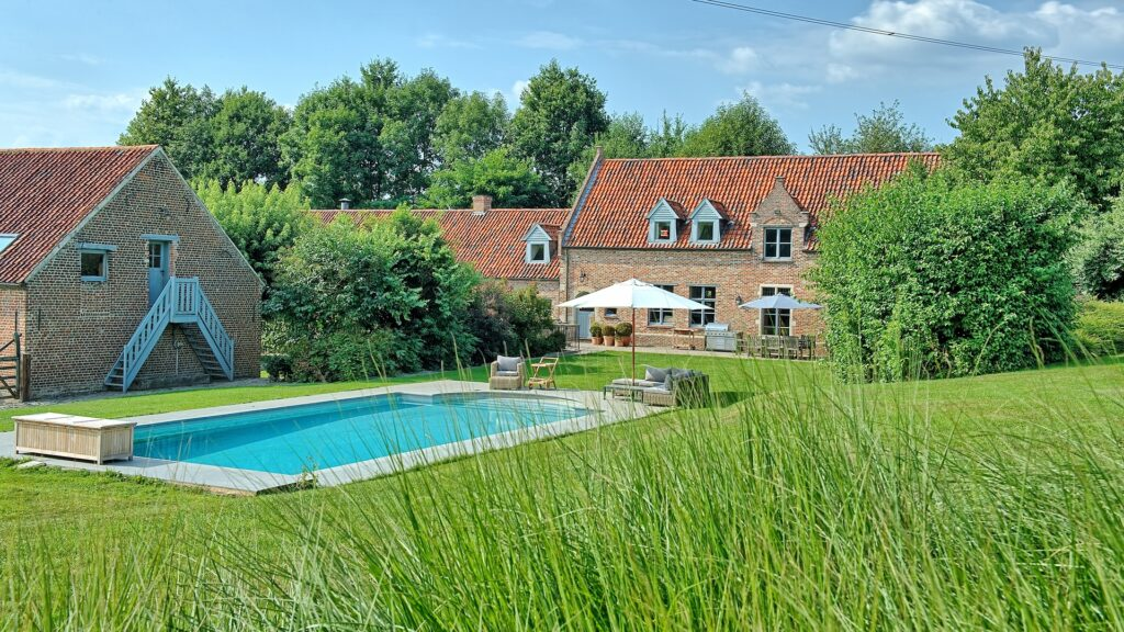 Venue for seminars and team building in the countryside near Brussels